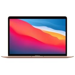 Ноутбук Apple MacBook Air 13 Late 2020 (Apple M1/8Gb/256Gb SSD/Gold) MGND3RU/A
