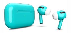 Беспроводная гарнитура Apple AirPods Pro Color (Бирюзовый глянцевый)