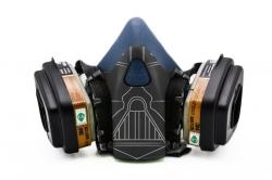 Дизайнерский Респиратор для защиты органов дыхания (Дарт Вэйдер)
