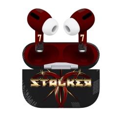 Беспроводная гарнитура Apple AirPods Pro Индивидуальный дизайн (STALKER)