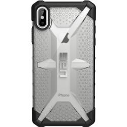 Противоударный чехол для iPhone XS Max UAG Plasma (Прозрачный)