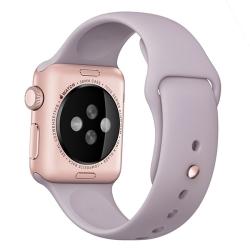 Ремешок спортивный для Apple Watch 38/ 40мм Sport Band (Lavender)