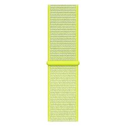 Ремешок для Apple Watch 38/ 40мм W17 Magic Tape Band (Flash Light)