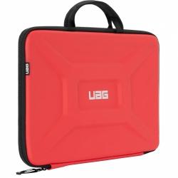Чехол для ноутбуков 15 UAG Large Sleeve с ручкой (Красный)
