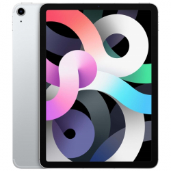 Планшет Apple iPad Air (2020) 64Gb Wi-Fi + Cellular (Серебристый)