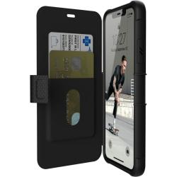 Противоударный чехол для iPhone 11 Pro Max UAG Metropolis (Чёрный)