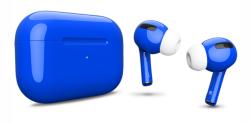 Беспроводная гарнитура Apple AirPods Pro Color (Синий глянцевый)