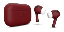Беспроводная гарнитура Apple AirPods Pro Color (Бордовый матовый)