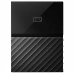 Внешний жесткий диск WD My Passport 1Tb (WDBBEX0010BBK-EEUE) Черный