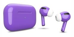 Беспроводная гарнитура Apple AirPods Pro Color (Ультрофиолетовый глянцевый)