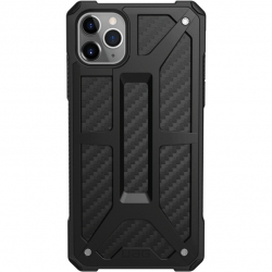 Противоударный чехол для iPhone 11 Pro Max UAG Monarch (Карбон)