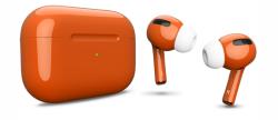 Беспроводная гарнитура Apple AirPods Pro Color (Оранжевый глянцевый)