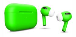 Беспроводная гарнитура Apple AirPods Pro Color (Зеленый матовый)