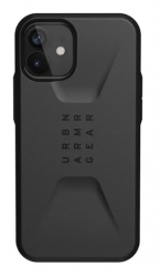 Противоударный чехол для iPhone 12 mini UAG Civilian (Черный)