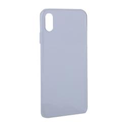 Чехол силиконовый для iPhone XS Max Hoco Light Series (Прозрачный)