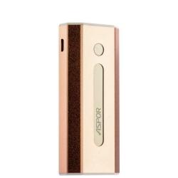 Внешний аккумулятор универсальный Aspor A361-5200 mAh (USB: 5V-1.0A) Розовое золото