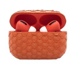 Беспроводная гарнитура Apple AirPods Pro PITON MAX (Оранжевый)