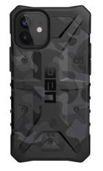 Противоударный чехол для iPhone 12 mini UAG Pathfinder SE Camo (Черный камуфляж)