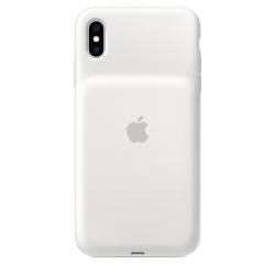 Чехол-аккумулятор для iPhone XS Max Apple Smart Battery (Белый)