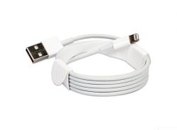 Кабель Apple Lightning to USB 1.0м (Белый)