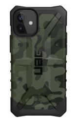 Противоударный чехол для iPhone 12 mini UAG Pathfinder SE Camo (Зеленый камуфляж)
