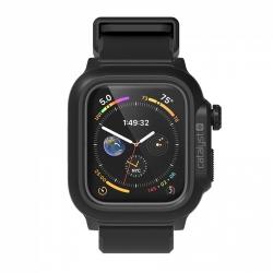 Водонепроницаемый чехол для Apple Watch Series 4/5 44 мм Catalyst Waterproof (Черный)