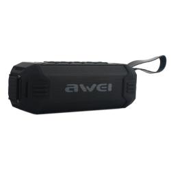 Портативная колонка Awei Y280 Portable Outdoor Wireless Speakers (Черная)