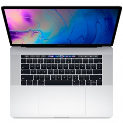 Ноутбук Apple MacBook Pro 15 with Retina display and Touch Bar Mid 2019 (i9/2.3GHz/16Gb/512SSD/Silver) MV932RU/A