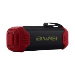 Портативная колонка Awei Y280 Portable Outdoor Wireless Speakers (Красная)