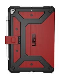 Чехол для iPad 10.2 UAG Metropolis (Красный)