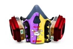 Дизайнерский Респиратор для защиты органов дыхания (Собственный дизайн)