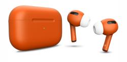 Беспроводная гарнитура Apple AirPods Pro Color (Оранжевый матовый)