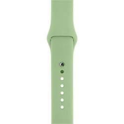 Ремешок спортивный для Apple Watch 42/ 44мм Sport Band (Mint)