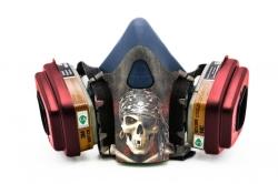 Дизайнерский Респиратор для защиты органов дыхания (Пираты)