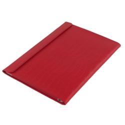Чехол конверт для Macbook Pro 13 Retina и Macbook Air 13 Alexander (Кроко красный)