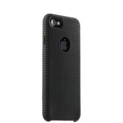 Чехол-накладка для iPhone 7 (4.7) COTEetCI Vogue Silicone Case (Черный/ Графит)