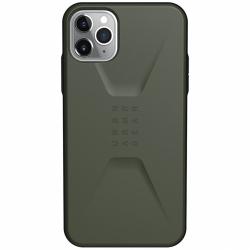 Противоударный чехол для iPhone 11 Pro UAG Civilian (Оливковый)