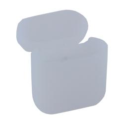 Чехол силиконовый для AirPods Deppa D-47001 (Прозрачный)