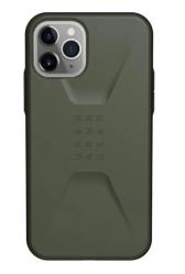 Противоударный чехол для iPhone 11 Pro Max UAG Civilian (Оливковый)