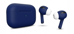 Беспроводная гарнитура Apple AirPods Pro Color (Темно-синий матовый)