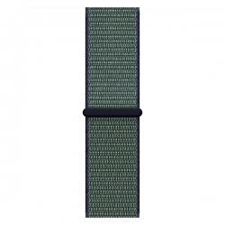 Ремешок для Apple Watch 42/ 44мм W17 Magic Tape Band (Midnight Fog)