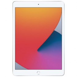Планшет Apple iPad (2020) 128Gb Wi-Fi (Серебристый)