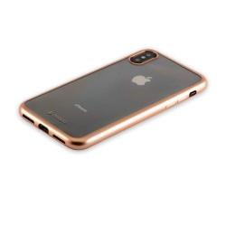 Чехол-накладка силикон для iPhone X (5.8) Deppa Gel Plus Case D-85337