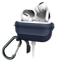 Водонепроницаемый чехол для AirPods Pro Catalyst Waterproof Case (Темно-синий)