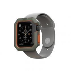 Чехол для Apple Watch 42/ 44mm UAG Civilian Watch Case (Оливково/ Оранжевый)