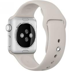 Ремешок спортивный для Apple Watch 38/ 40мм Sport Band (Stone)