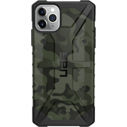 Противоударный чехол для iPhone 11 Pro UAG Pathfinder SE Camo (Зеленый камуфляж)