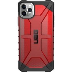 Противоударный чехол для iPhone 11 Pro Max UAG Plasma (Красный)