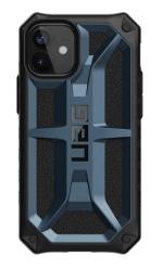 Противоударный чехол для iPhone 12 mini UAG Monarch (Темно-синий)