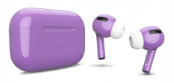 Беспроводная гарнитура Apple AirPods Pro Color (Фиолетовый глянцевый)
